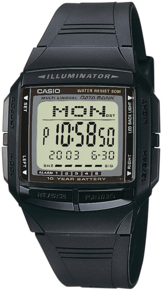 zegarek Casio DB-36-1A - zdjęcia 1