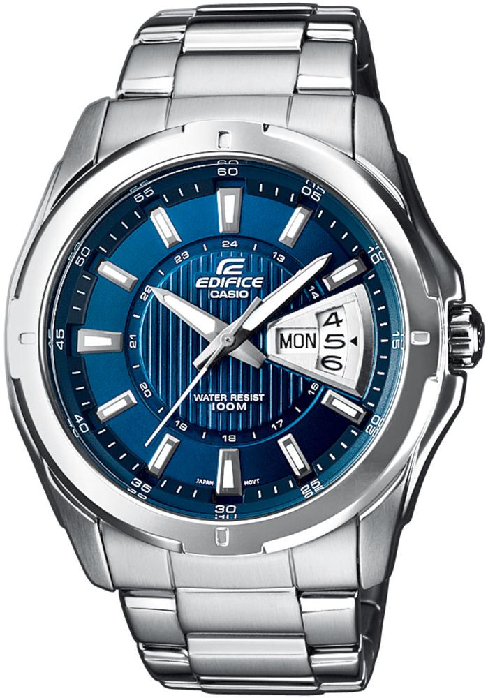 zegarek Casio EF-129D-2AVEF - zdjęcia 1
