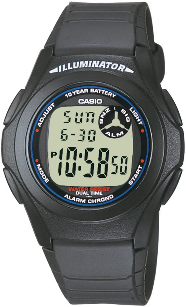 zegarek Casio F-200W-1AEF - zdjęcia 1