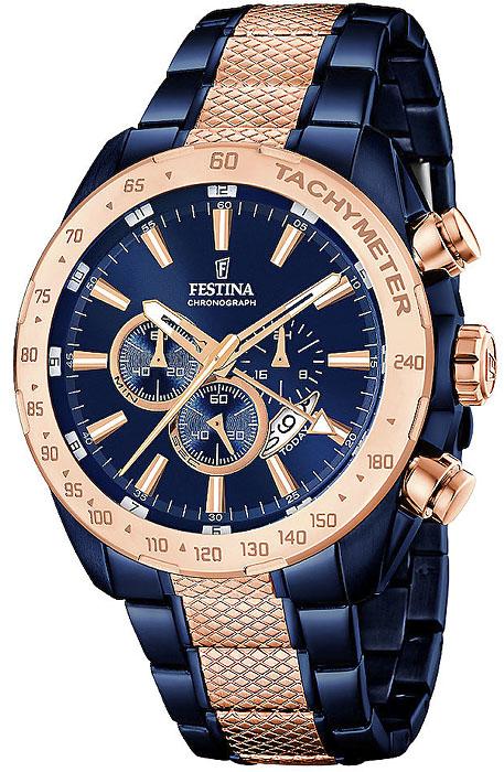 zegarek Festina F16886-1 - zdjęcia 1