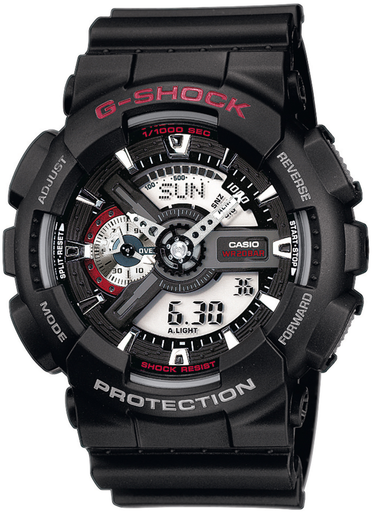 zegarek Casio GA-110-1AER - zdjęcia 1