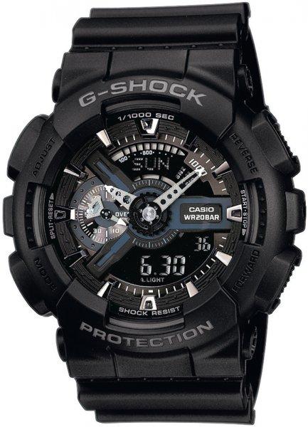 zegarek Casio GA-110-1BER - zdjęcia 1