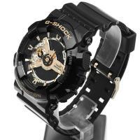 Zegarek męski Casio G-SHOCK Style GA-110GB-1AER - zdjęcie 3