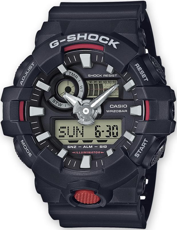 zegarek Casio GA-700-1AER - zdjęcia 1