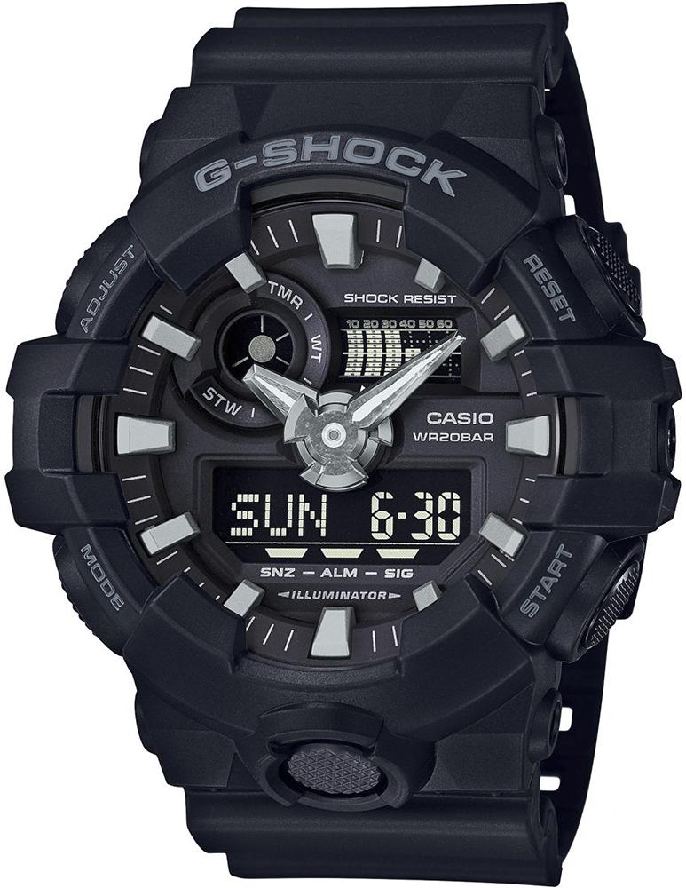 zegarek Casio GA-700-1BER - zdjęcia 1