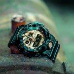 Zegarek męski Casio G-SHOCK Style GA-710GB-1AER - zdjęcie 7
