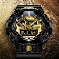 Zegarek męski Casio G-SHOCK Style GA-710GB-1AER - zdjęcie 2