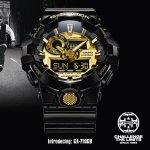 Zegarek męski Casio G-SHOCK Style GA-710GB-1AER - zdjęcie 5