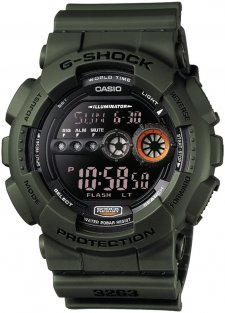 Zegarek męski Casio GD-100MS-3ER