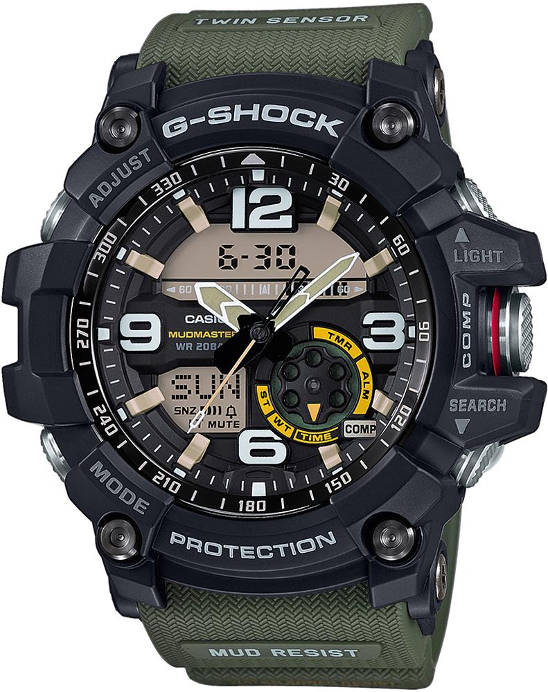 zegarek Casio GG-1000-1A3ER - zdjęcia 1