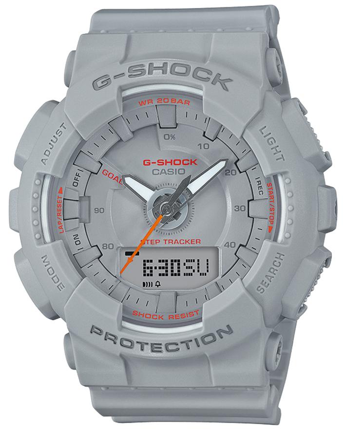zegarek Casio GMA-S130VC-8AER - zdjęcia 1