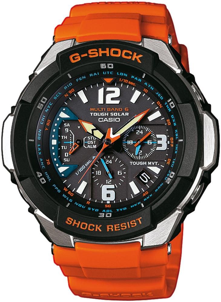 zegarek Casio GW-3000M-4AER - zdjęcia 1