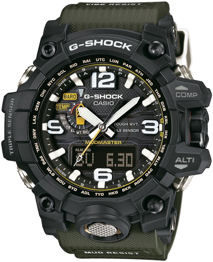 zegarek Casio GWG-1000-1A3ER - zdjęcia 1