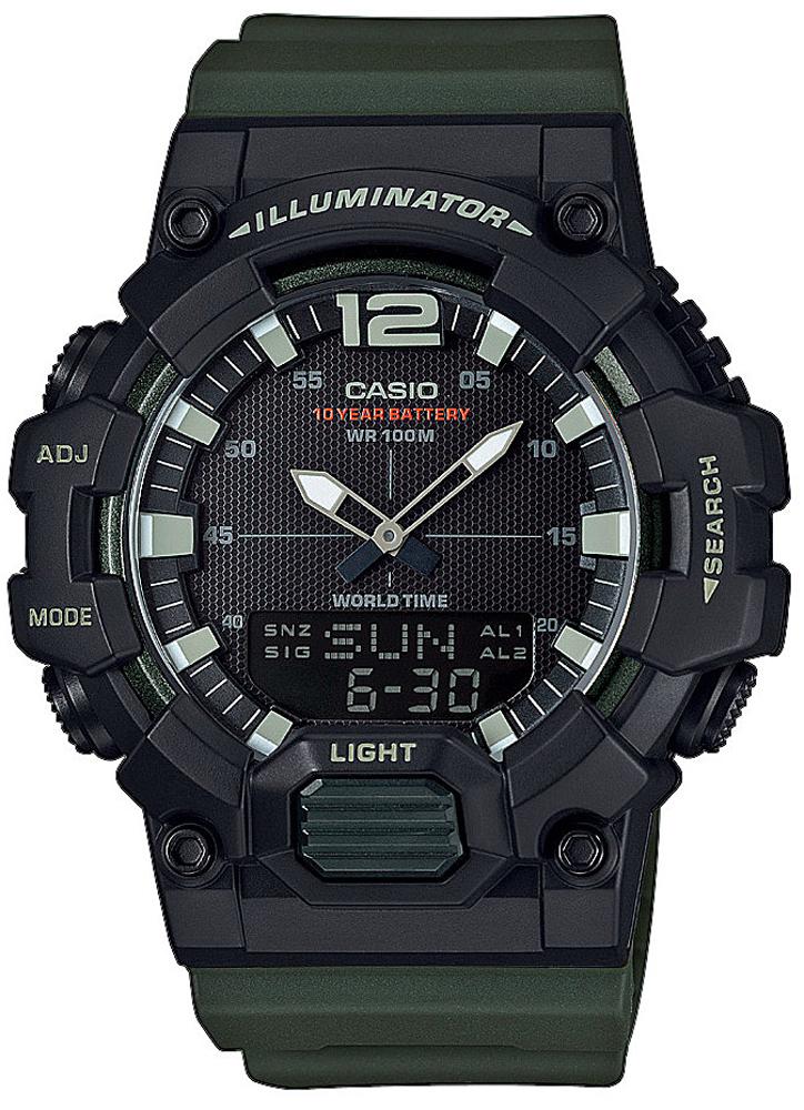 zegarek Casio HDC-700-3AVEF - zdjęcia 1