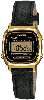 Zegarek damski Casio LA-670WEGL-1EF