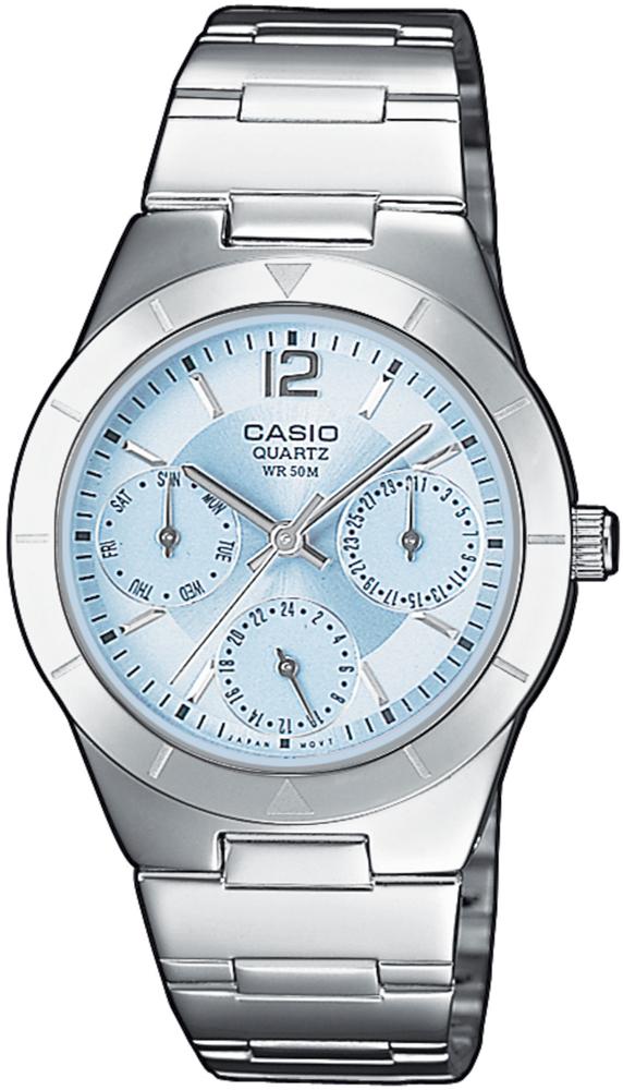 zegarek Casio LTP-2069D-2AV - zdjęcia 1