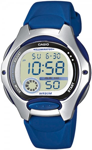 zegarek Casio LW-200-2AV - zdjęcia 1
