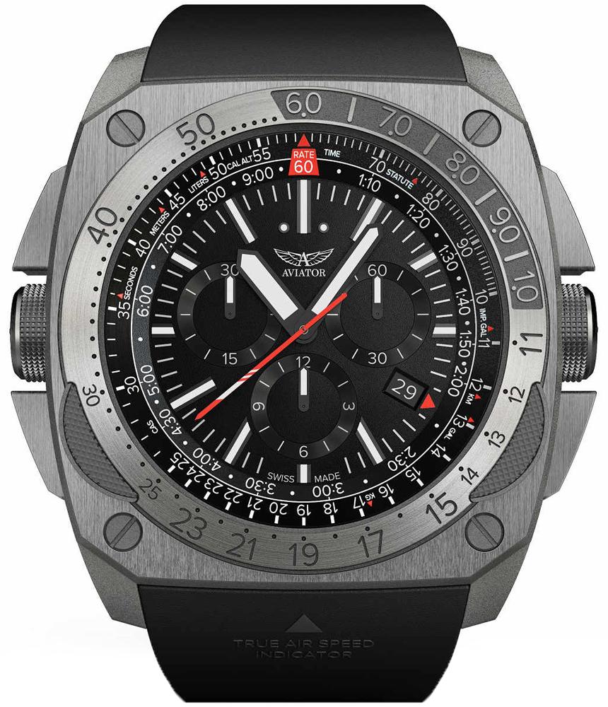 zegarek Aviator M.2.30.0.219.6 - zdjęcia 1