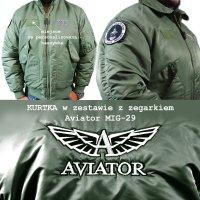Zegarek męski Aviator Mig Collection M.2.30.5.215.6 - zdjęcie 2