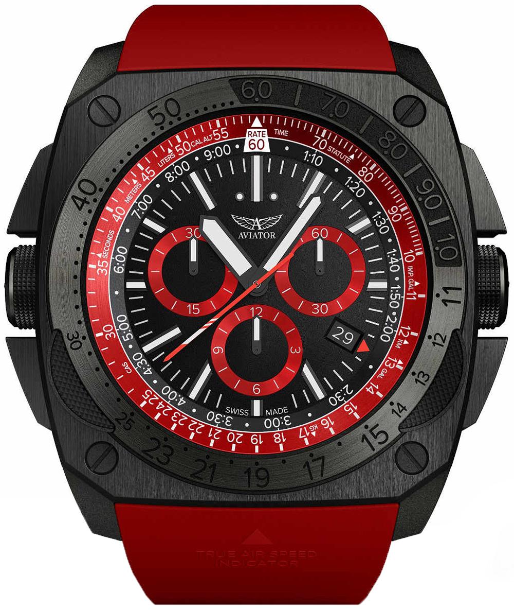 zegarek Aviator M.2.30.5.215.6 - zdjęcia 1