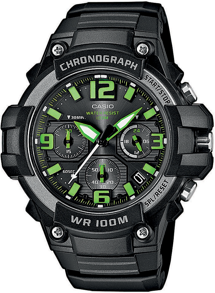 zegarek Casio MCW-100H-3AVEF - zdjęcia 1