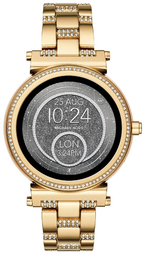 b753a179f Zegarek Michael Kors MKT5023 SOFIE Smartwatch • Sklep Zegark...