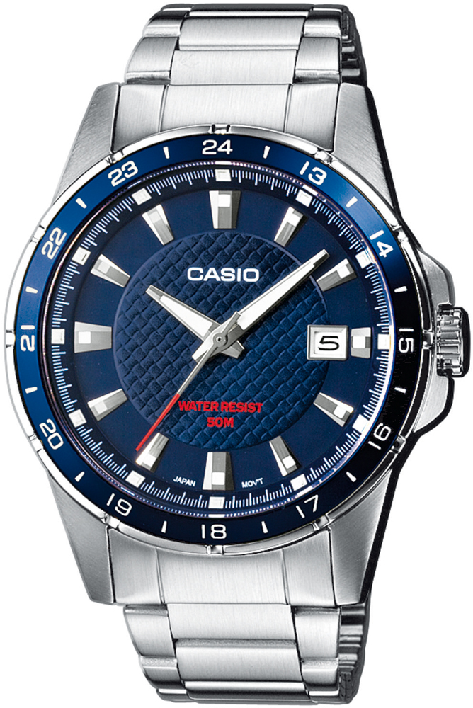 zegarek Casio MTP-1290D-2AVEF - zdjęcia 1