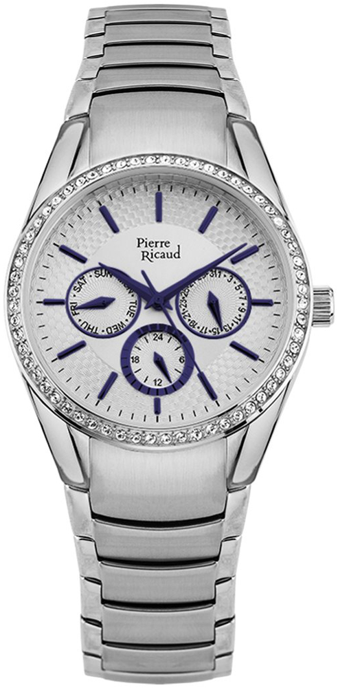 zegarek Pierre Ricaud P21032.51B3QFZ - zdjęcia 1