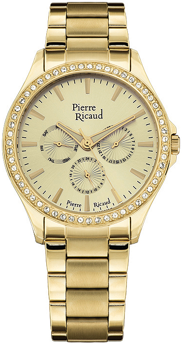 zegarek Pierre Ricaud P21047.1111QFZ - zdjęcia 1