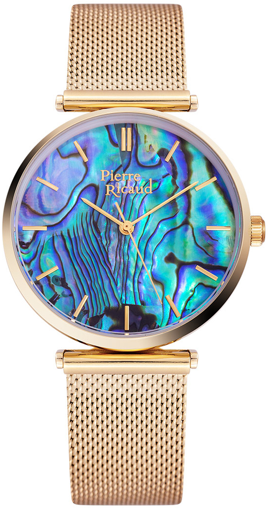 zegarek Pierre Ricaud P22096.111AQ - zdjęcia 1