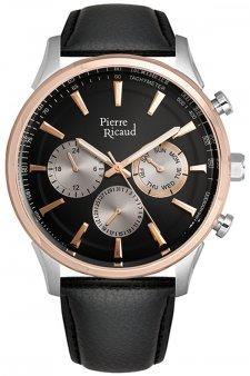 Zegarek męski Pierre Ricaud P60014.R214QF