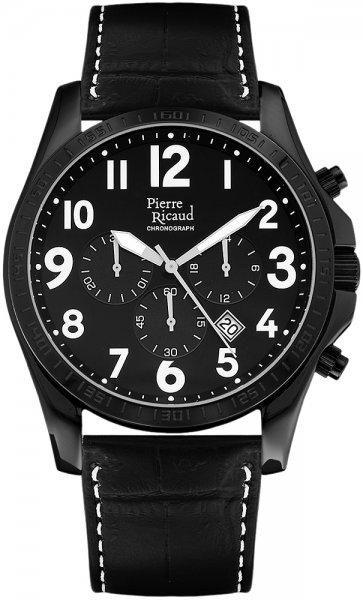 zegarek Pierre Ricaud P91070.B224CH - zdjęcia 1