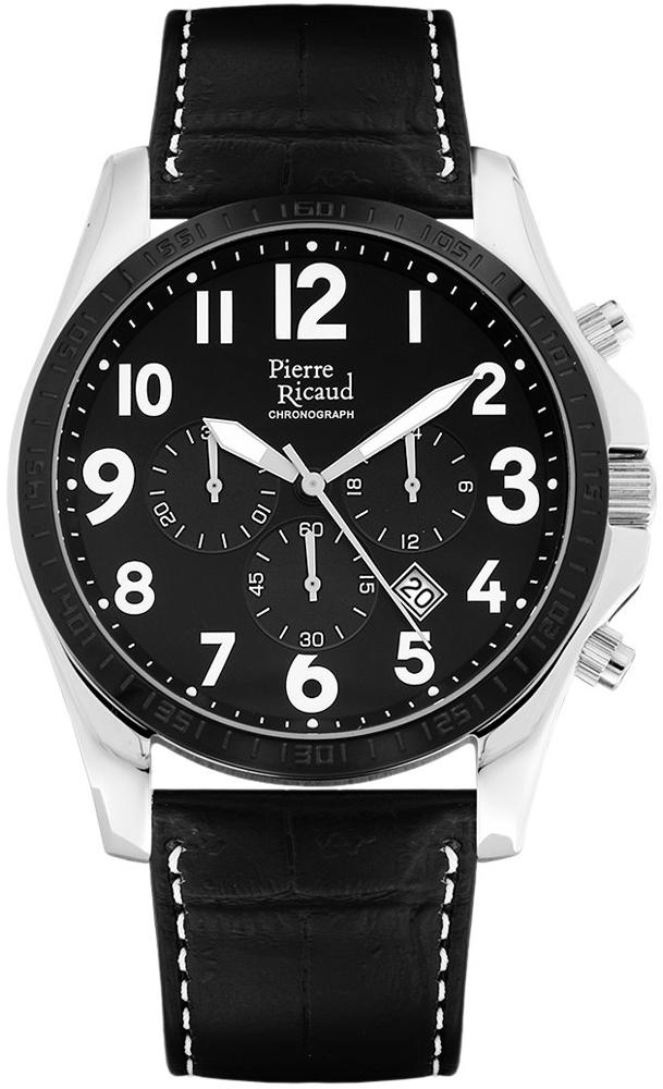 zegarek Pierre Ricaud P91070.Y224CH - zdjęcia 1