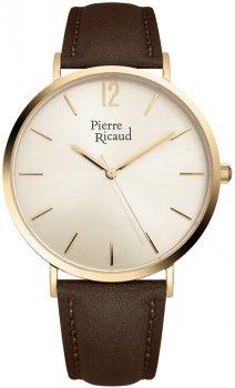 Zegarek męski Pierre Ricaud P91078.1B51Q