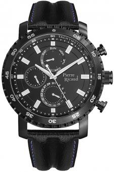 Zegarek męski Pierre Ricaud P91080.B216QF
