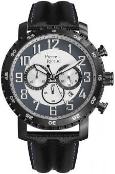 Zegarek męski Pierre Ricaud P91081.B223QF