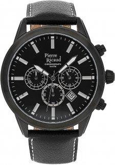 Zegarek męski Pierre Ricaud P97010.B214CH