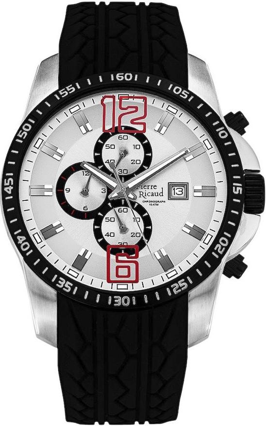zegarek Pierre Ricaud P97012.Y253CHR - zdjęcia 1