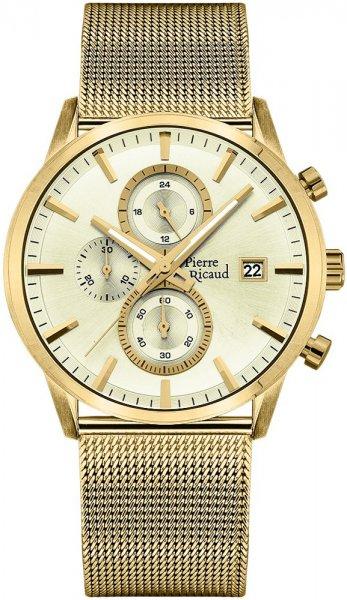 zegarek Pierre Ricaud P97201.1111CH - zdjęcia 1