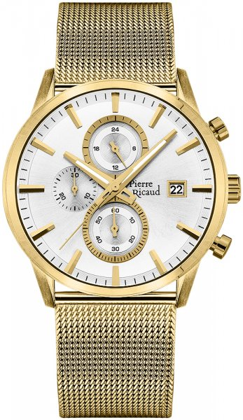 zegarek Pierre Ricaud P97201.1113CH - zdjęcia 1