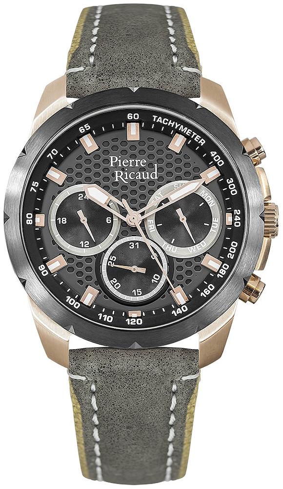 zegarek Pierre Ricaud P97210.R216QF - zdjęcia 1