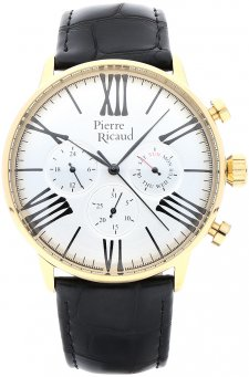 Zegarek męski Pierre Ricaud P97212.1263QF