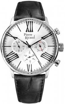Zegarek męski Pierre Ricaud P97212.5263QF