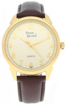 Zegarek męski Pierre Ricaud P97228.1221Q