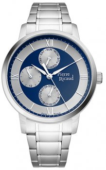 Zegarek męski Pierre Ricaud P97239.5165QF