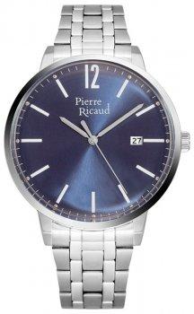 Zegarek męski Pierre Ricaud P97246.5155Q