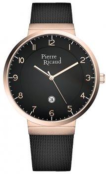 Zegarek męski Pierre Ricaud P97253.K124Q