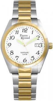 Zegarek męski Pierre Ricaud P97302.2122Q