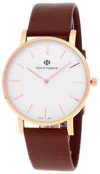 Zegarek męski Philip Parker PPIT016RG1