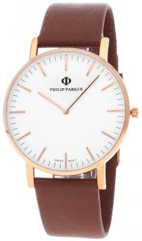 Zegarek męski Philip Parker PPIT016RG2